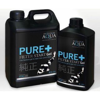 Pure+ Filter Start Gel 2,5 Liter für 25.000 Liter