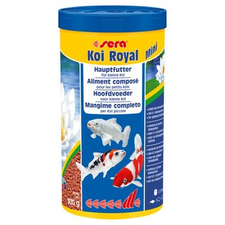 Sera Koi Royal Mini - 1000ml
